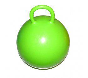 DONI - Piłka skacząca 50cm zielona