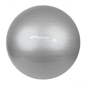 FITBALL - Piłka gimnastyczna 65cm szara