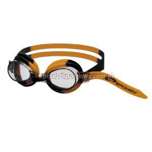 JELLYFISH - Okulary pływackie - pomarańczowe