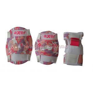 MORO PINK - Komplet ochraniaczy S - różowe